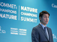 Trudeau: Conservative Opposition 'Denies That Climate Change Is