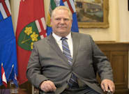 Doug Ford Slams School Boards' 'Out Of Control'