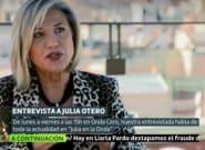 La revelación de Julia Otero tras el momento histórico que se vio en 'La Voz' (Antena