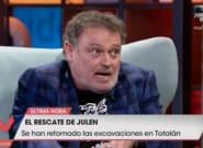 Pablo Carbonell, tras las críticas por lo que dijo sobre Julen en 'Viva la Vida':