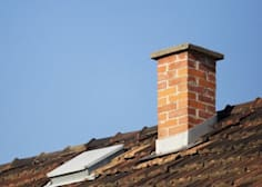 Naked man found trapped in chimney pleas to trespassing charge