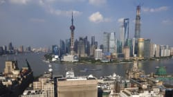 L'évolution de Shanghai en un