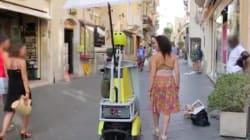 Un robot vous permet de visiter l'Italie comme si vous y
