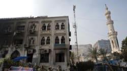 Egypte: Une mosquée