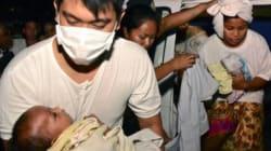 Philippines: 31 morts et plus de 171 disparus dans un