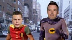Ben Affleck en Batman: Les internautes se