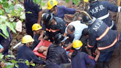 Un immeuble s'effondre en Inde, 70 personnes portées