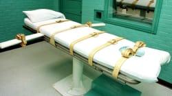 43 insupportables minutes d'agonie pour un condamné à mort