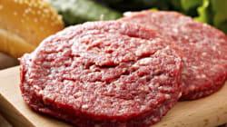 La viande rouge donne le
