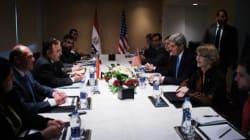 John Kerry en Égypte: Une visite pour
