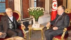 Ghannouchi réitère son attachement à la candidature d'Ahmed