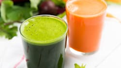 Quit the Caffeine and Become a Juice