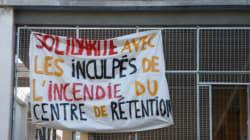 Incendie au centre de rétention de Marseille: Deux Tunisiens