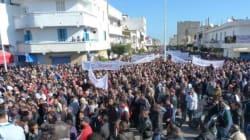 Siliana, Gabès, Gafsa: Les évènements en