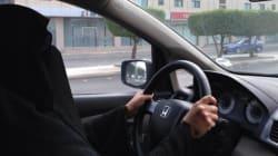 Une Saoudienne conduit, sa copilote tweete l'aventure en