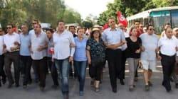 Les élus de l'opposition retournent à la commission du consensus mais posent leurs