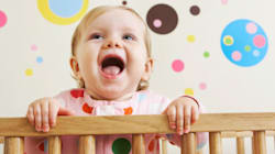 This Is Why Your Baby Is Wide Awake In The Middle Of The