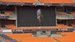 L'Afrique du Sud et le monde rendent hommage à Mandela