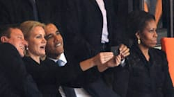 Barack Obama, David Cameron, Helle Thorning-Schmidt and Their 'Selfie'
