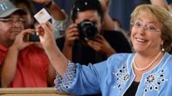 Michelle Bachelet de retour à la présidence du