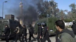 Égypte: Trois attaques en une