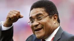 Eusebio, légende du foot portugais, est