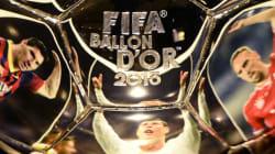 Quels pays génèrent le plus de Ballon d'Or