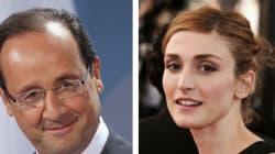 Julie Gayet évoque sa relation avec François Hollande avec pudeur pour la première fois