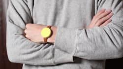 Cette montre sans cadran va changer votre rapport au