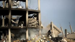 Israël répond à une roquette avec des raids aériens sur
