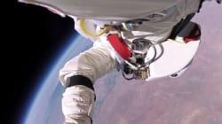 Une nouvelle vidéo de l'espace à couper le