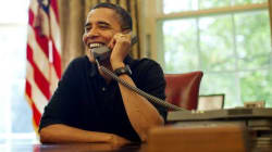 Barack Obama a félicité le peuple tunisien pour cette