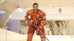 Et si on jouait au hockey sur glace... en