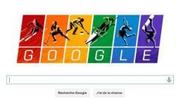 JO de Sotchi 2014: Le Doodle de Google qui donne à