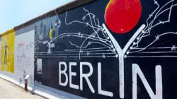 Eine geteilt Stadt: Umbruch durch Teilung in West- und