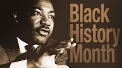 Black History Month - My American