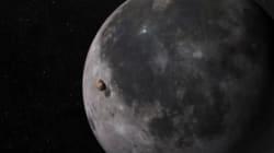 Regardez cet astéroïde s'écraser sur la Lune