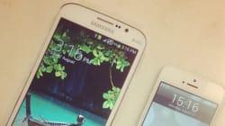 Samsung et Apple, retour sur des années d'inspiration et de