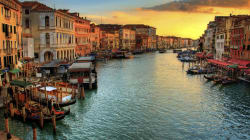 Planning a Venice Trip, in an Electric