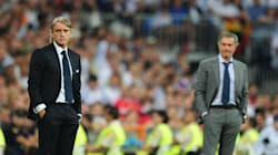 Mourinho vs Mancini - the