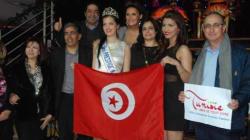 De belles miss françaises s'amusent en Tunisie pour booster le