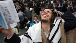 Israël: Manifestation géante de juifs ultra-orthodoxes contre le service
