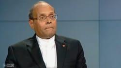 Marzouki aux Suisses: