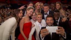 Déception: Le selfie le plus glamour de l'année était une