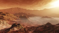 How Exploring Mars Could Help Us Fight Climate Change on