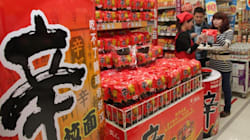 농심, '별그대' 덕에 중국서 최대