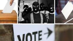Afrique du Nord et Proche-Orient: La carte électorale