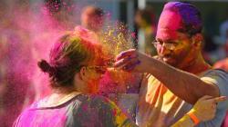 Découvrez le programme du Holi Festival of Colours en