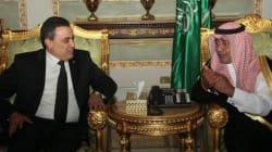 Mehdi Jomaa au Royaume d'Arabie