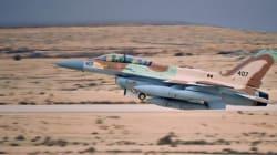 Israël bombarde la